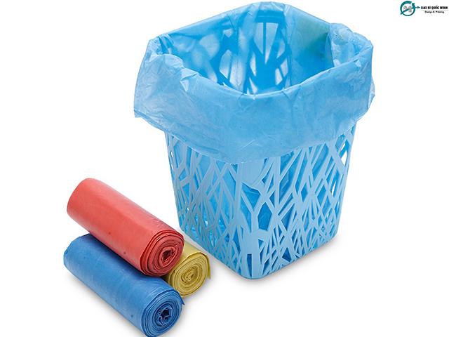Ưu điểm nổi bật của In Bao Bì Quốc Minh khi in ấn túi đựng rác
