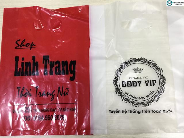 In Bao Bì Quốc Minh - chuyên in ấn túi nilong chất lượng