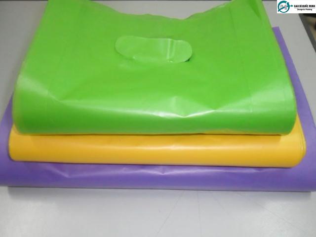 Các loại túi nilong được sử dụng ưa chuông hiện nay