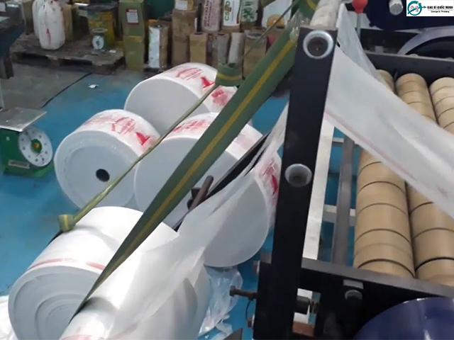 Quy trình sản xuất bao bì nhựa qua 5 bước nhanh chóng