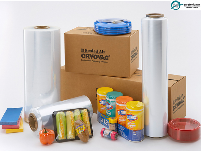 Các loại bao bì plastic hiện đang được sử dụng nhiều nhất