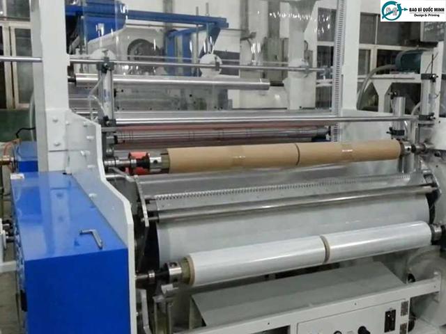 Quy trình sản xuất túi nilong chuyên nghiệp nhất