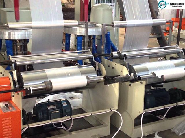 Máy móc thiết bị để sản xuất túi nilong