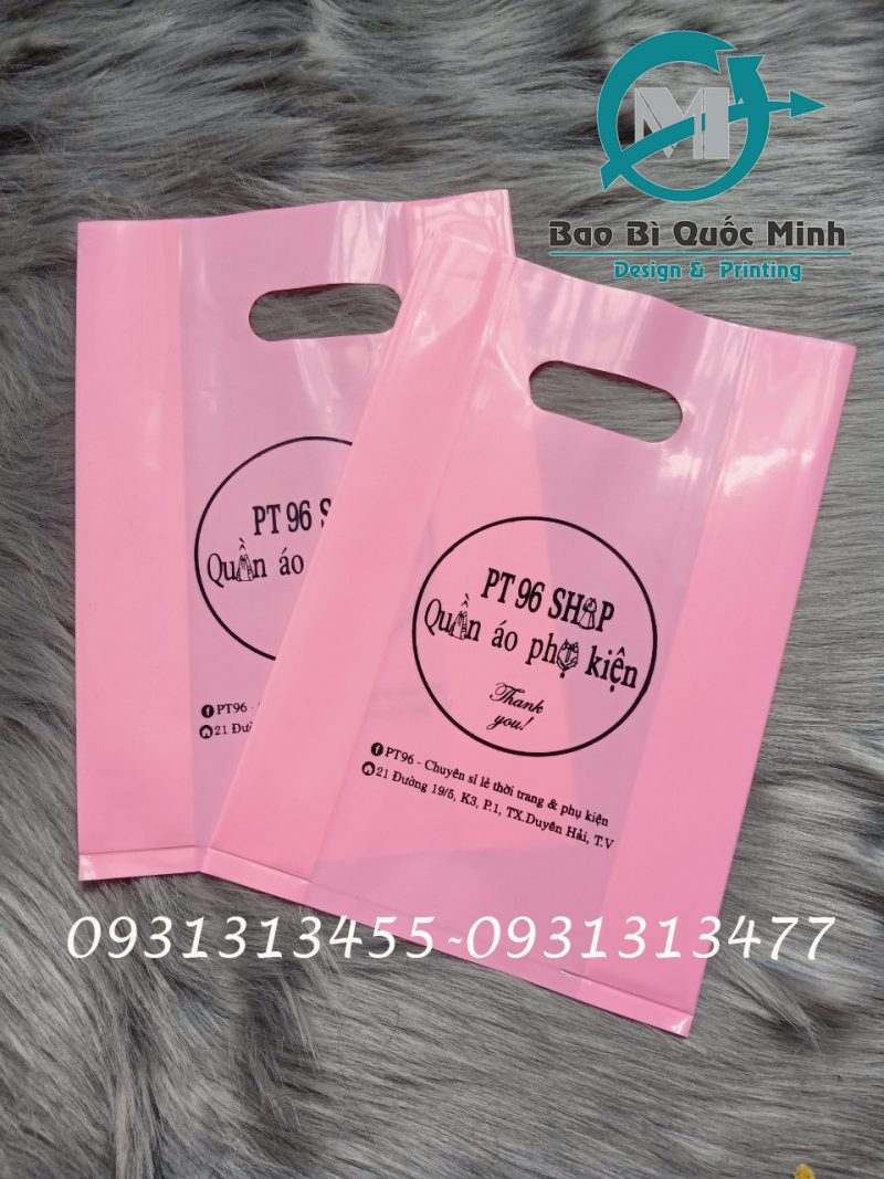 Lợi ích khi chọn mua túi ni long tại In Bao Bì Quốc Minh