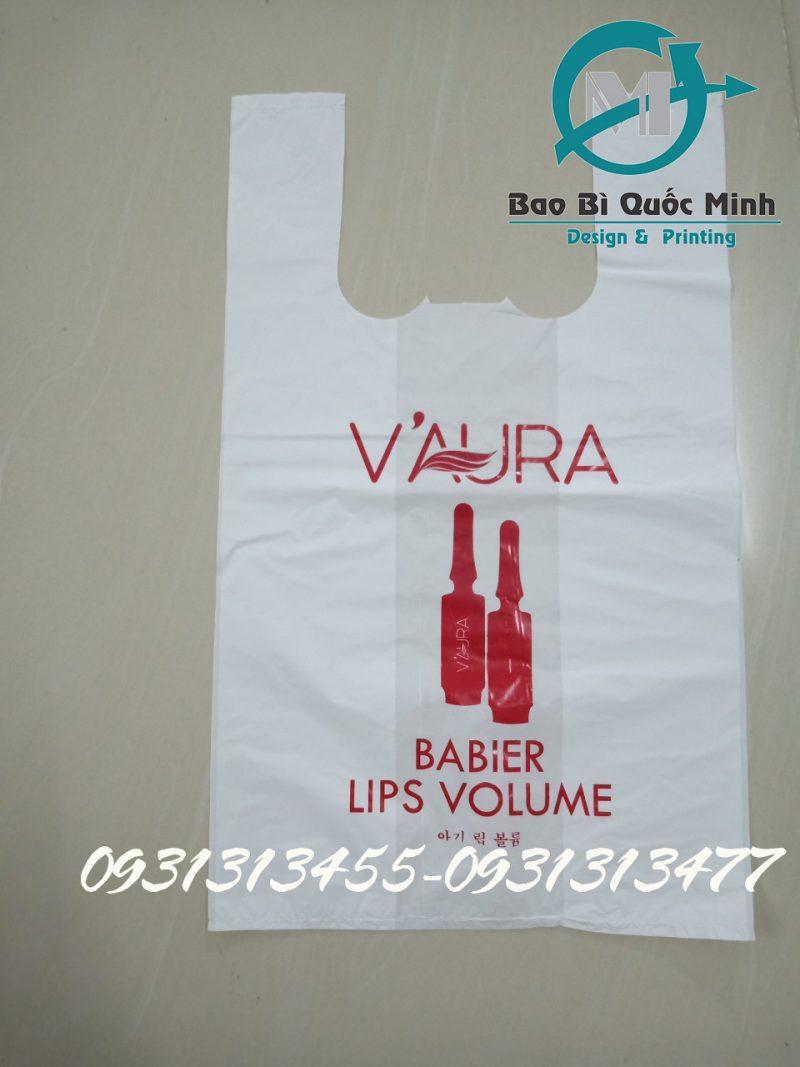 Mẫu túi xốp in logo thương hiệu
