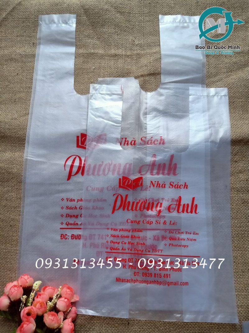 Các loại túi xốp hàng chợ thông dụng nhất hiện nay