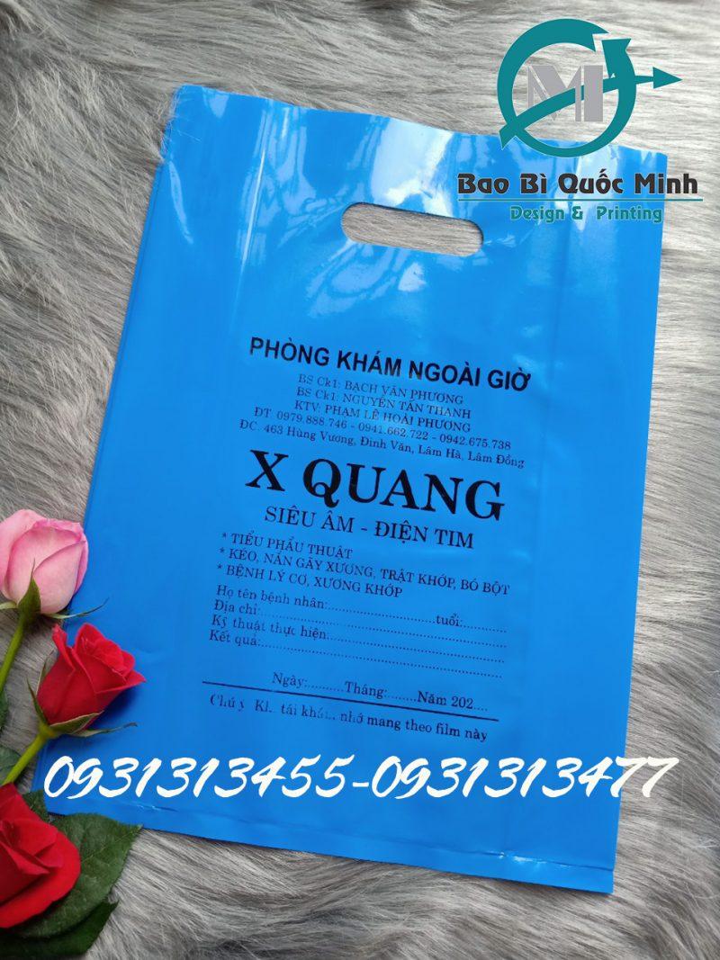 In ấn túi ni lông giá rẻ tại Tân Bình